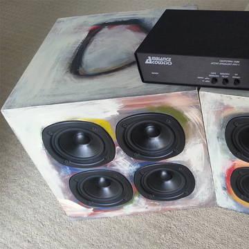 Ambiance Acoustics California Cube