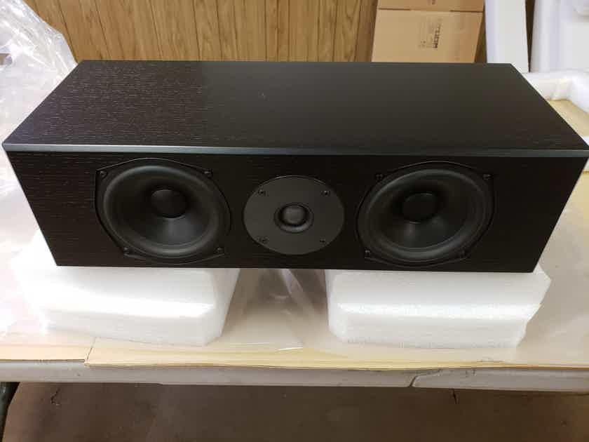 Totem Acoustic Mite TC Center Speaker - Black Finish - DEMO