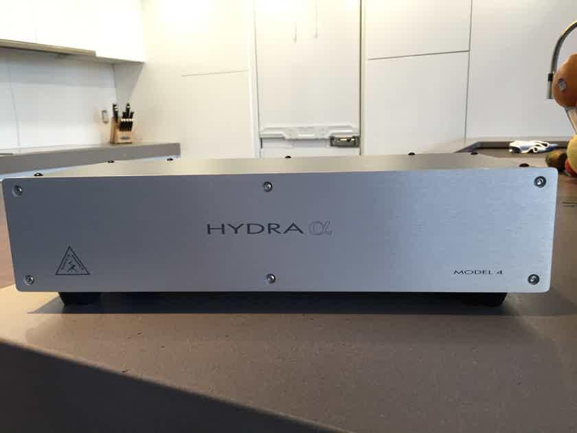Shunyata Research Hydra Alpha 4 Ac Distribution Audiogon