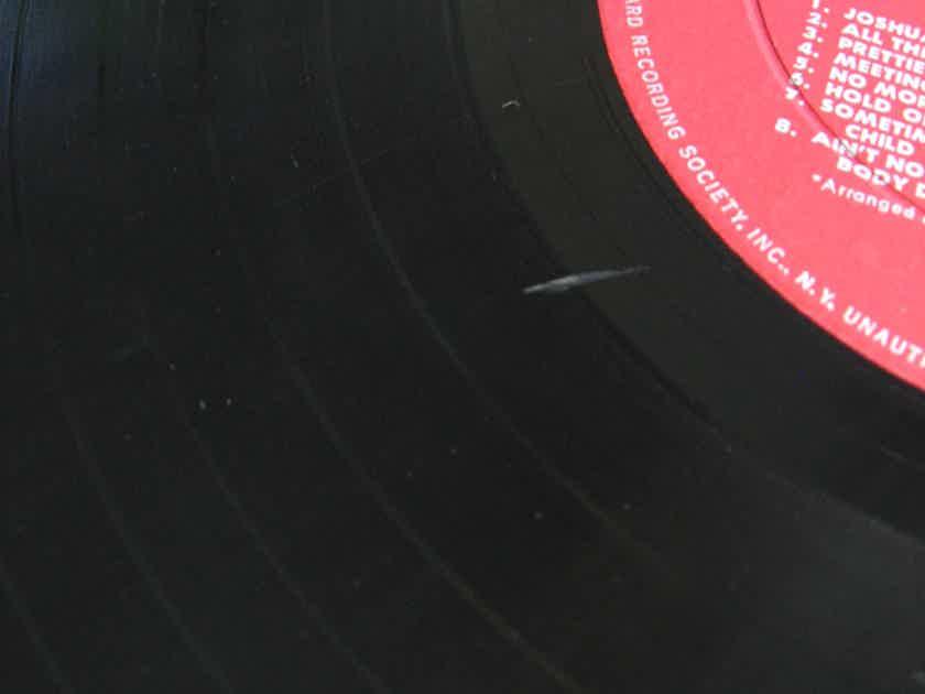 Odetta - At Carnegie Hall - 1960 Mono Vanguard Records VRS 9076
