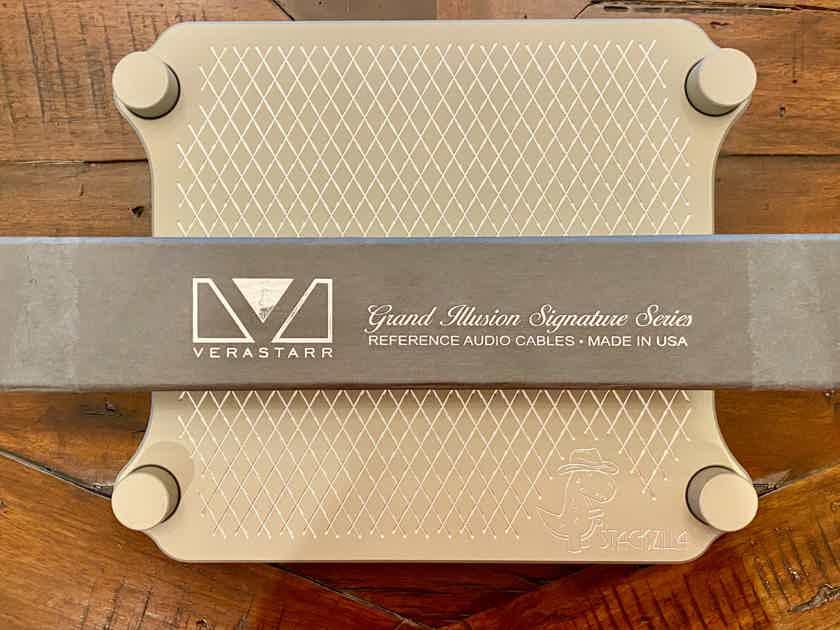 Verastarr Grand Illusion Signature Statement Gold Alloy Foils