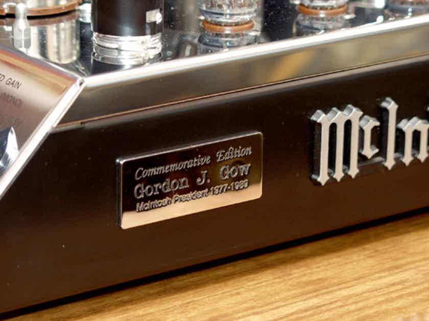 McIntosh MC275 Pair consecutive serial # Gordon Gow 1 owner tube amps