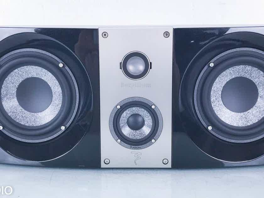 Focal Electra CC1008 Be Center Channel Speaker Champagne (15119)