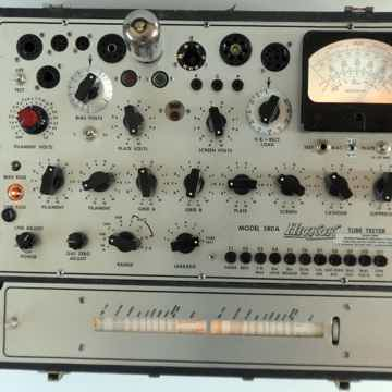 tube tester and analyzer
