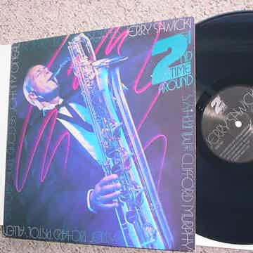 jazz Jerry Sawicki lp record second time around