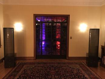 Carnegie Hall in my living room
