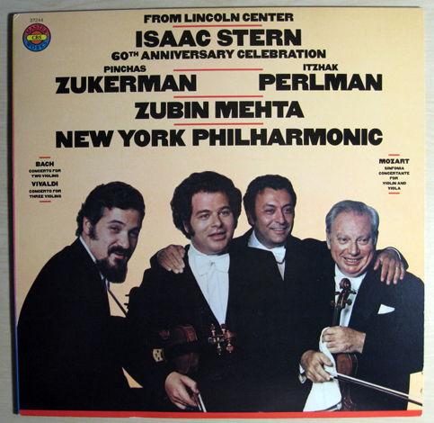 Isaac Stern /  Zubin Mehta / New York Philharmonic