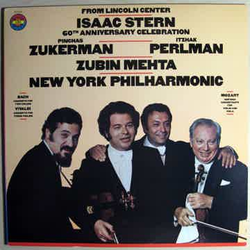 Isaac Stern /  Zubin Mehta / New York Philharmonic - Is...