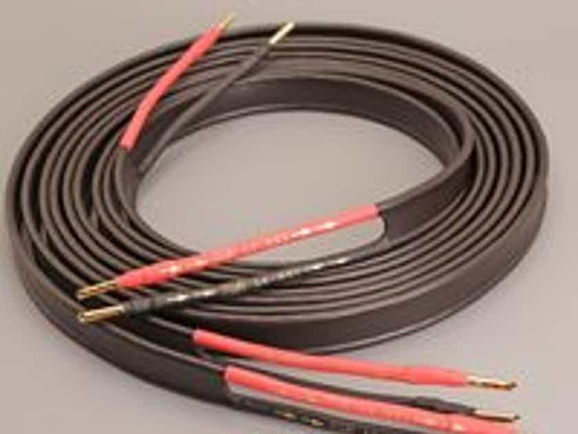 Elsdon Wonfor Audio (EWA) LS-25 Speaker Cables - 3 Meter Pair