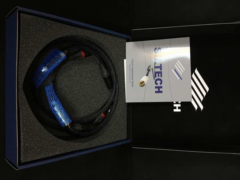 Siltech Cables Classic Anniversary 550i XLR 1m like new!!