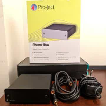 Pro-Ject Audio Systems Phono Box