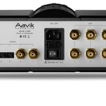 Aavik Acoustics U-300 Integrated Amplifier