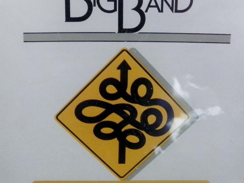 BOB MINTZER BIG BAND - INCREDIBLE JOURNEY dmp AUDIOPHILE CD