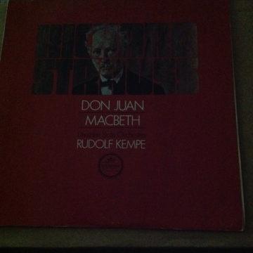Rudolf Kempe Don Juan Macbeth