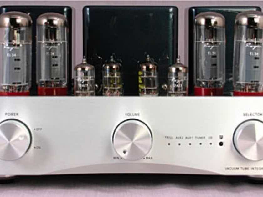 Cayin A 50T Intergrated Tube Amp. Excellent
