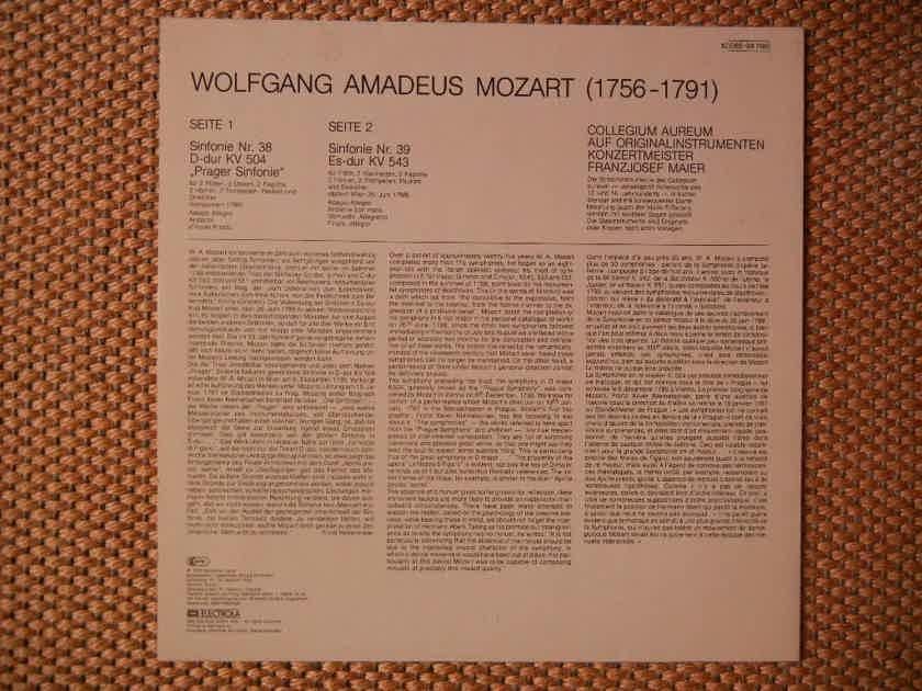 Mozart - Sinfonie Nr. 38 & 39 Harmonia Mundi 065-99 786