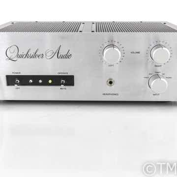 Full Preamp Stereo Tube Preamplifier
