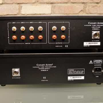 Canary Audio C1600