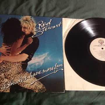 Rod Stewart - Blondes Have More Fun Warner Brothers Rec...