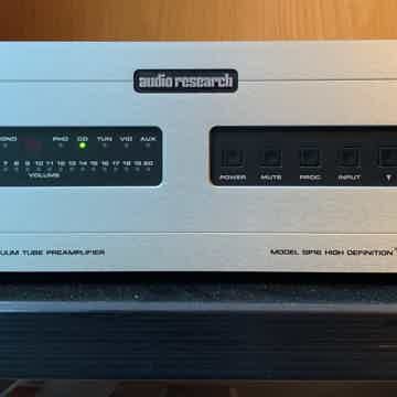 Audio Research SP-16