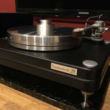 VPI Industries Scoutmaster 2 with JMW-9T Memorial tone arm & Grado