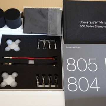 B&W (Bowers & Wilkins) 804D3