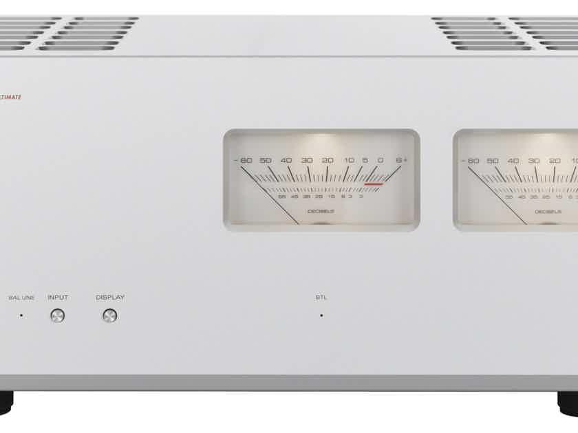 Luxman M700U Stereo Amp