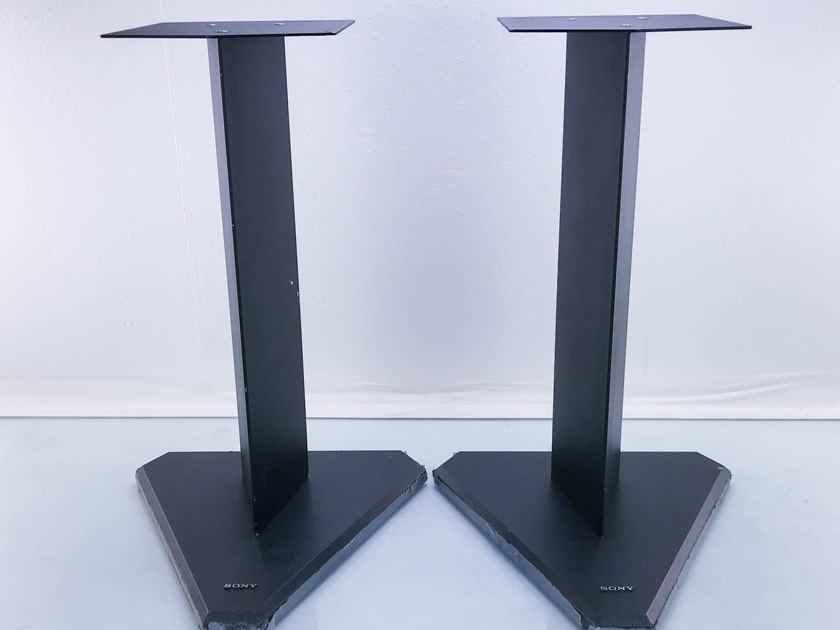 "Sony 24"" Speaker Stands for SS-M3 Speakers  (16228)"
