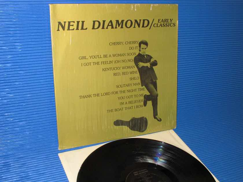 "NEIL DIAMOND  - ""Early Classics"" -  Frog King 1972"