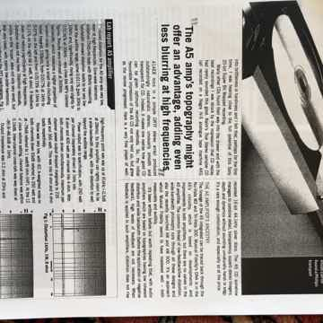 Musical Fidelity A5 Tri Vista Tube upsampling CD player