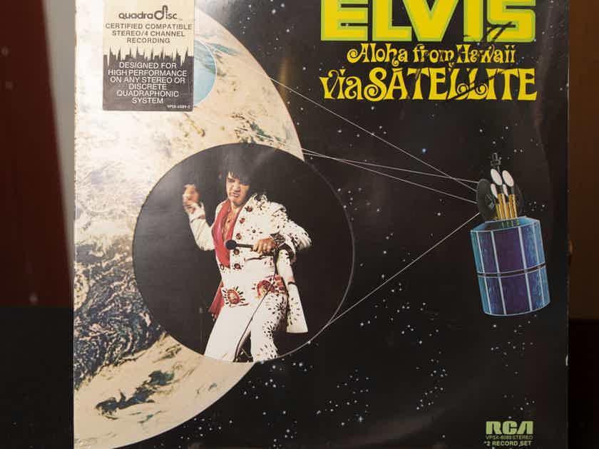 Elvis Presley - Aloha from Hawaii VSPX 6089