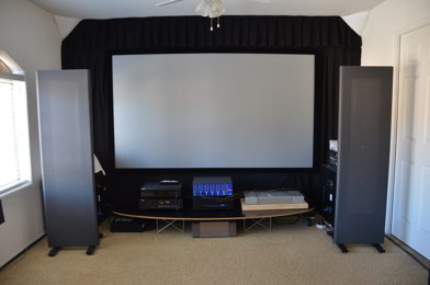 Magnepan hifi and home theater
