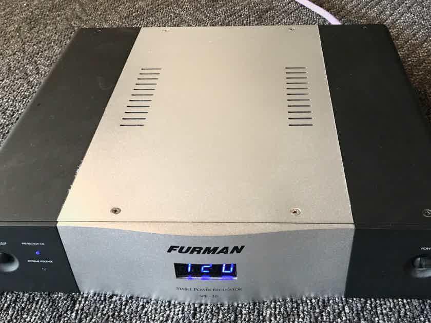 Furman SPR-20i & Shunyata 20amp Power