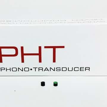 PHT Phono Transducer Black Widow & Green Dream