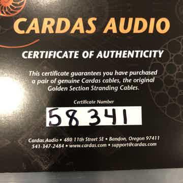 Cardas Audio Golden Presence