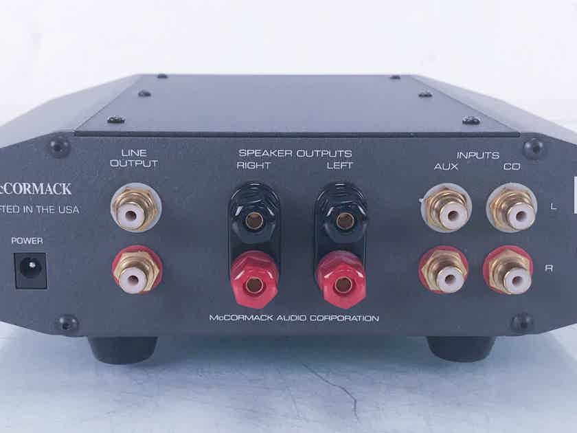 McCormack Micro Integrated Drive Headphone Amplifier; Stereo Integrated Amplifier (11753)