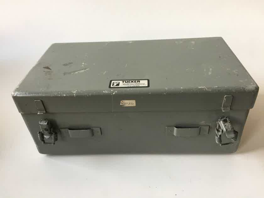 TV-7/U Tube Tester Calibrated by Paul Hart  Plate current mod w/ warranty