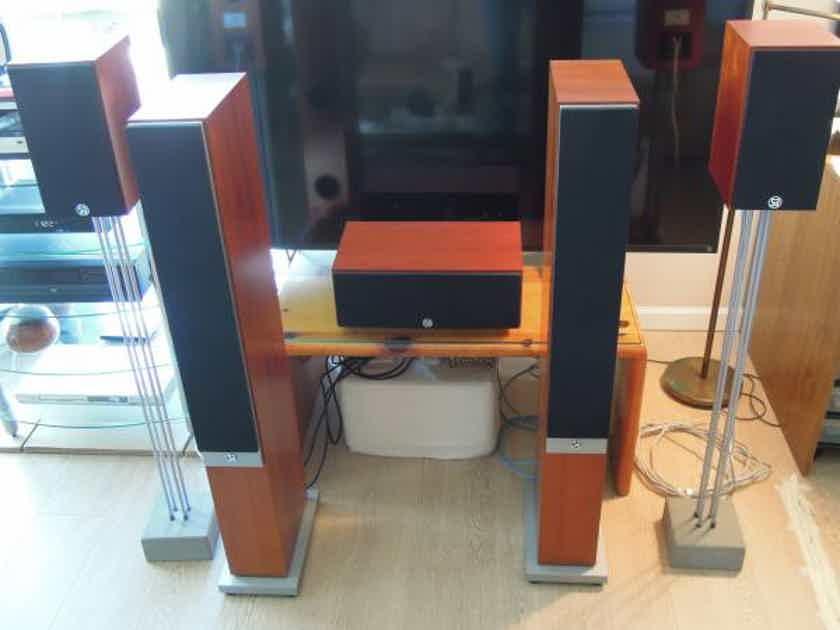 System Audio SA520AV center speaker from Denmark