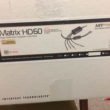 MIT Matrix HD 60 Bi-Wire