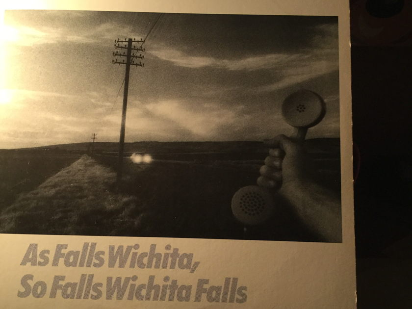 PAT METHENY and Lyle Mays - As Falls Wichita  So Falls Witchita Falls