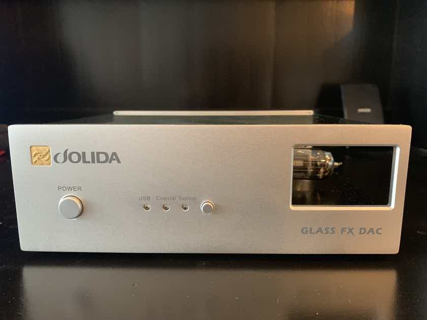 Jolida Glass FX Tube DAC