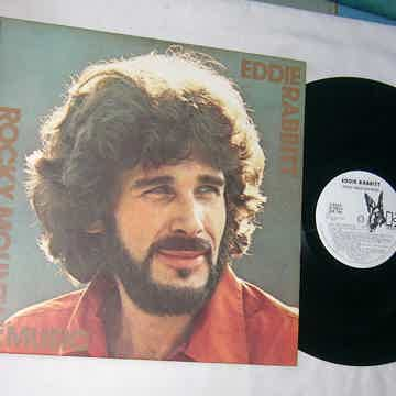 EDDIE RABBITT -  ROCKY MOUNTAIN MUSIC - RARE 1976 WHITE...