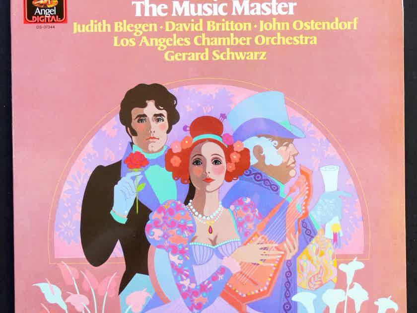 EMI  LP  PERGOLESI  ** SEALED **   - THE MUSIC MASTER    Digital 1984
