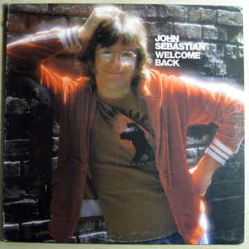 John Sebastian - Welcome Back - 1976 Reprise Records ‎M...