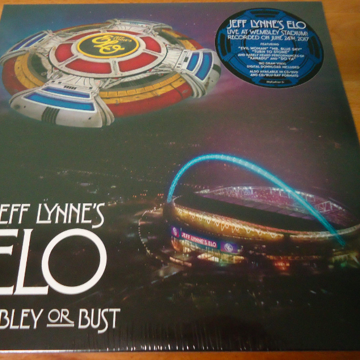 Jeff Lynne and ELO - Wembley or Bust New / Sealed - Thr...