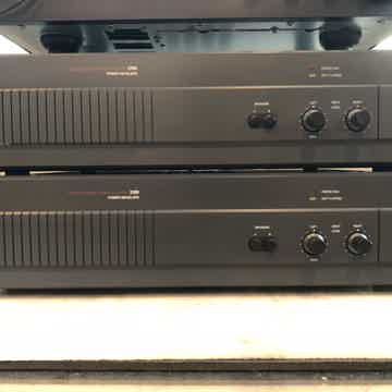 NAD 2100 Power Amplifiers (PAIR) - Stereo OR MONO BLOCKS