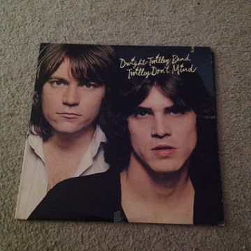 Dwight Twilley Band Twilley Don't Mind