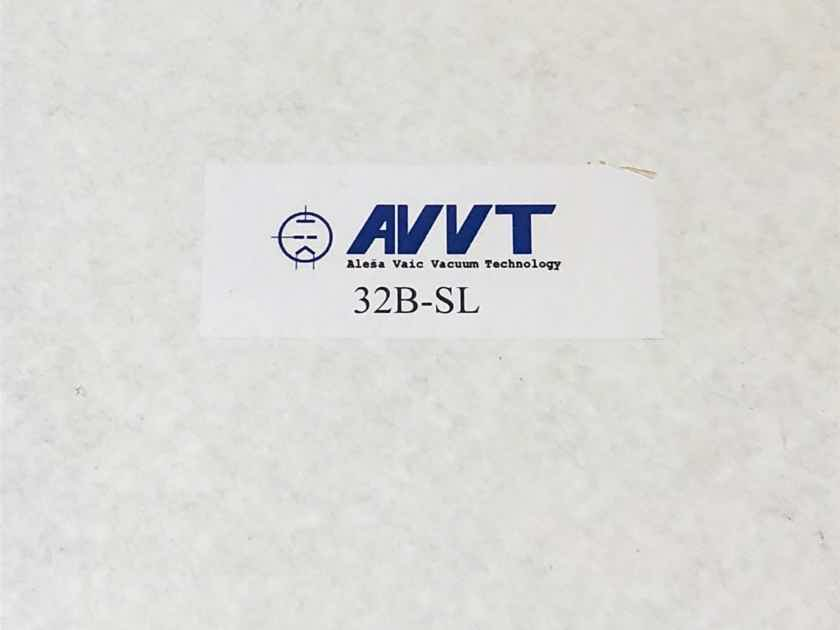 AVVT 300B 32-SL ULTRA RARE  MATCHED TUBES