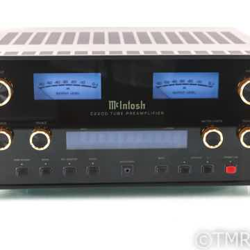 C2200 Stereo Tube Preamplifier