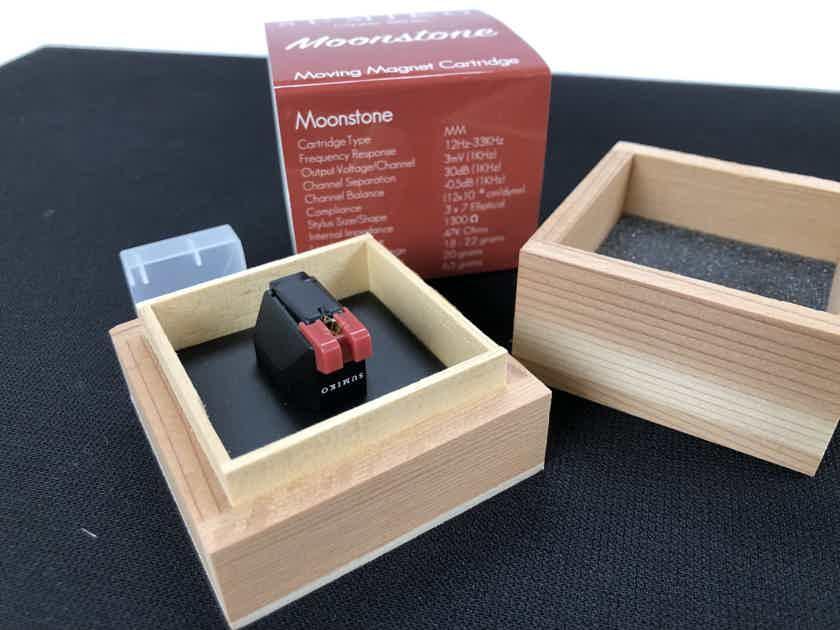 Sumiko Moonstone MM (Moving-Magnet) Cartridge, Brand New